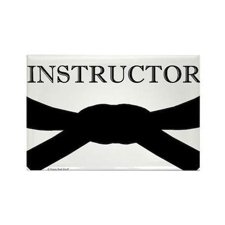 Instructor Rectangle Magnet