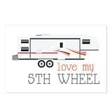 5th wheel Postcards