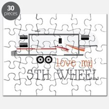 Love My 5th Wheel Puzzle