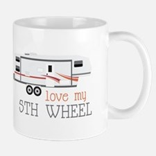 Love My 5th Wheel Mugs