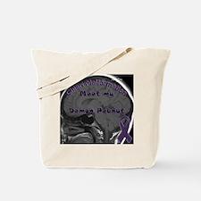 Demon Peanut Tote Bag