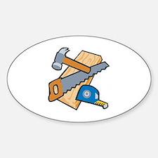 Carpenter Tools Decal