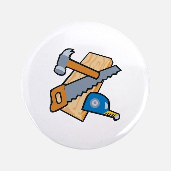 "Carpenter Tools 3.5"" Button (100 pack)"