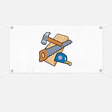 Carpenter Tools Banner