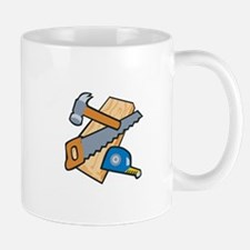 Carpenter Tools Mugs