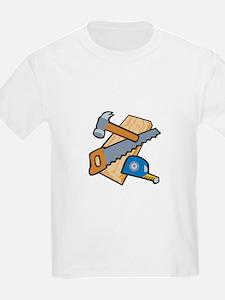 Carpenter Tools T-Shirt