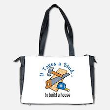 It Take a Stud Diaper Bag