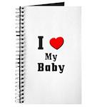 I Love Baby Journal