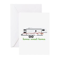 Home Sweet Home Greeting Cards