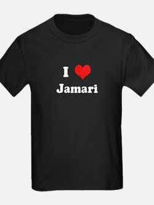 I Love Jamari T