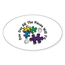 All the Pieces Decal
