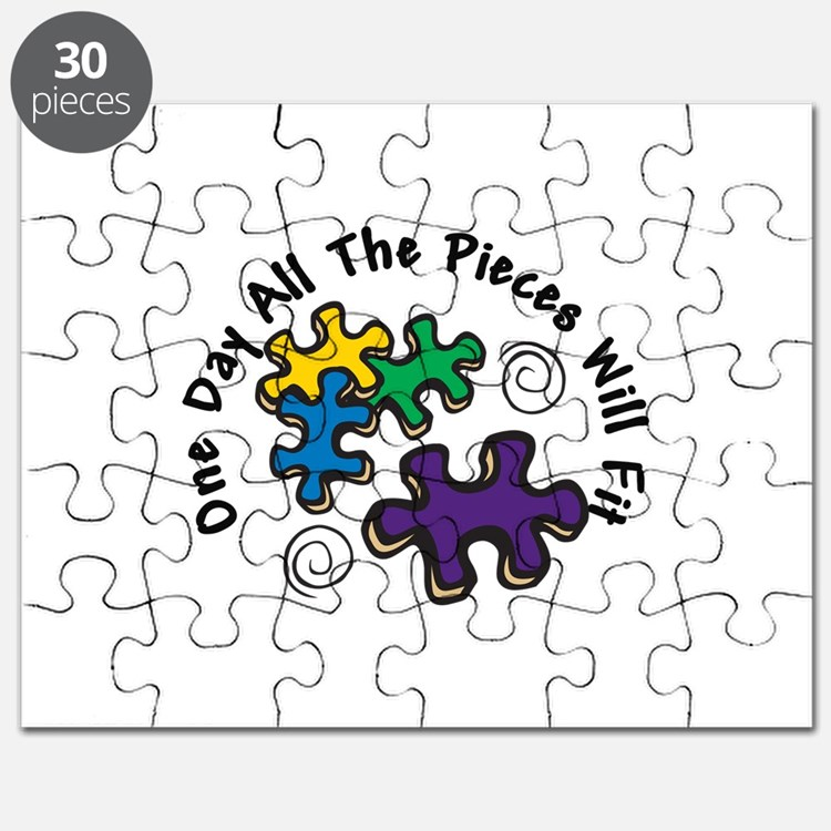 All the Pieces Puzzle