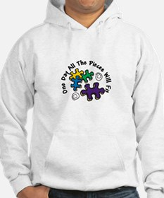 All the Pieces Hoodie