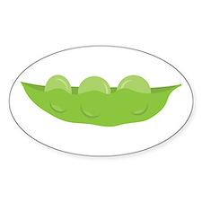 Peas Decal