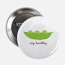"Boy Healthy 2.25"" Button"