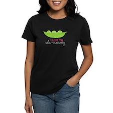 I Love My Eda-Mommy T-Shirt