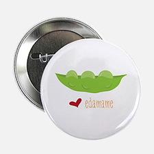 "Love Edamame 2.25"" Button"