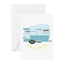 This Is The Life Greeting Cards