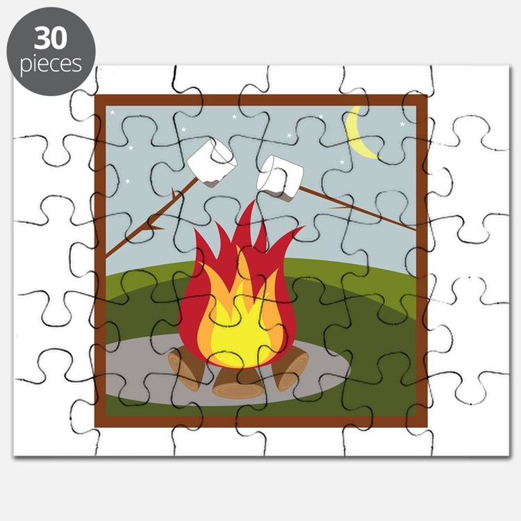 Roasting Marshmallows Puzzle