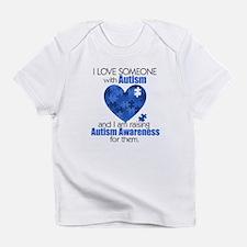 Autism Raising Infant T-Shirt