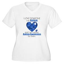 Autism Raising Plus Size T-Shirt