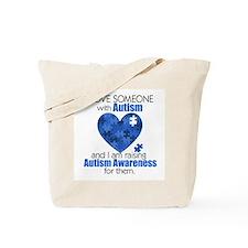 Autism Raising Tote Bag
