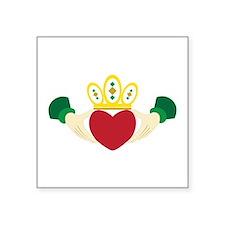 Claddagh Sticker