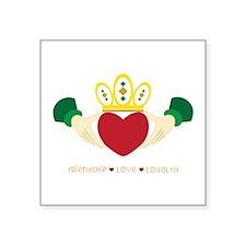 Friendship*Love*Loyalty Sticker