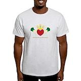 Irish t shirt Mens Light T-shirts