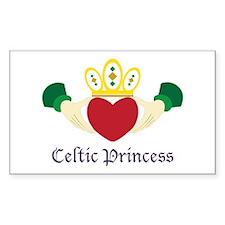 Caltic Princess Decal