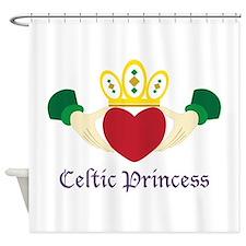 Caltic Princess Shower Curtain