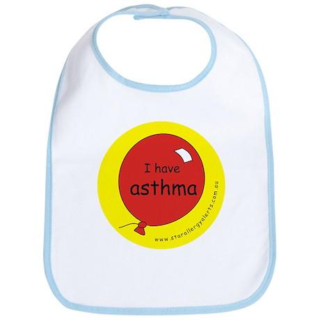 I have asthma-medical alert Bib