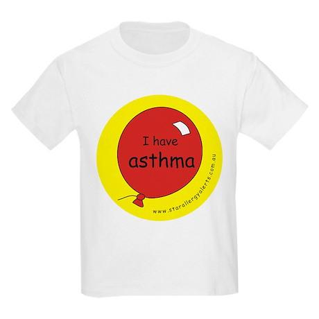 I have asthma-medical alert Kids Light T-Shirt