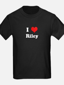 I Love Riley T