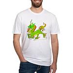 Kirin / Ki'lin /Qilin Fitted T-Shirt