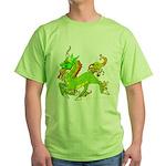 Kirin / Ki'lin /Qilin Green T-Shirt