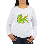 Kirin / Ki'lin /Qilin Women's Long Sleeve T-Shirt