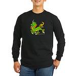 Kirin / Ki'lin /Qilin Long Sleeve Dark T-Shirt