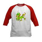 Kirin / Ki'lin /Qilin Kids Baseball Jersey