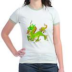 Kirin / Ki'lin /Qilin Jr. Ringer T-Shirt