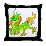 Kirin / Ki'lin /Qilin Throw Pillow