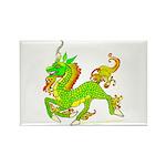 Kirin / Ki'lin /Qilin Rectangle Magnet (100 pack)