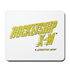 Rocketship X-M Mousepad
