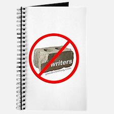 Anti-Writer's Block Journal