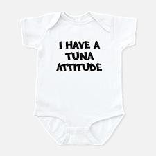 TUNA attitude Infant Bodysuit