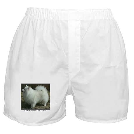 """American Eskimo"" Boxer Shorts"