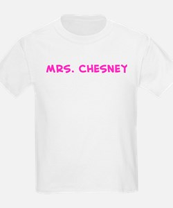 Mrs. Chesney T-Shirt