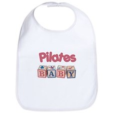 Pilates Baby #1 Bib