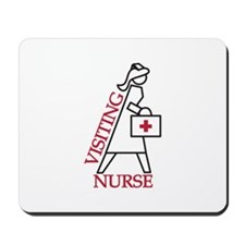 Visiting Nurse Mousepad