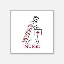 Hospice Nurse Sticker